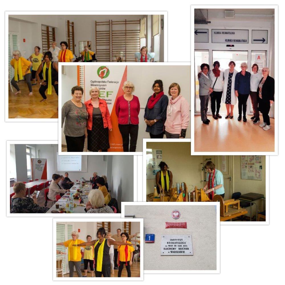 ReumaZorg Nederland bezoekt reumapatientenorganisatie REF