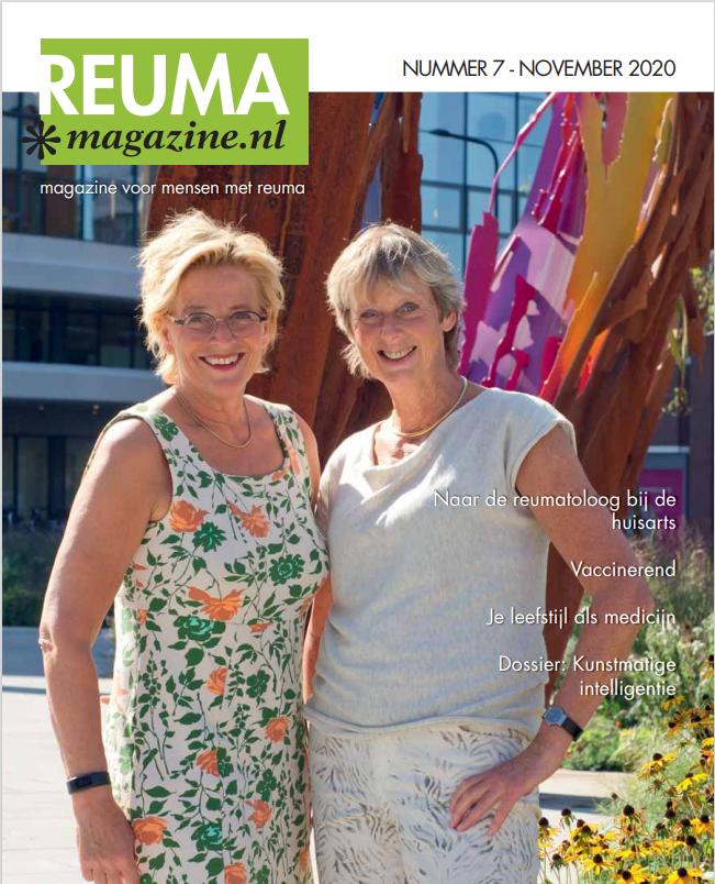 Cover ReumaMagazine