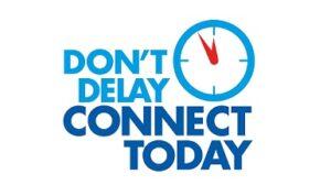 Campagne Don't Delay Connect Today tijdens Wereldreumadag