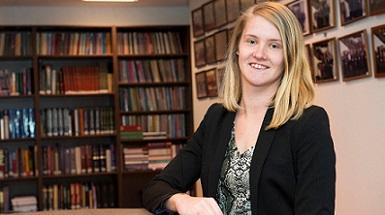 Elke van Delft wint Wetenschapsprijs 2019
