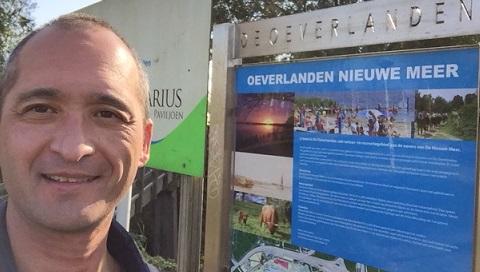 Michael Smith in actie voor ReumaZorg Nederland