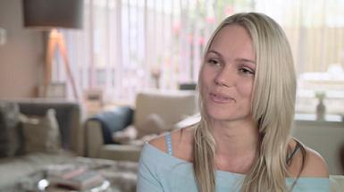 Amy vertelt over haar leven met RA voor de campagne 'RA Matters to Me'