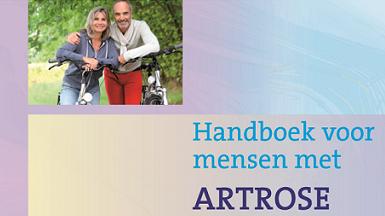 Digitale ondersteuning via handboek artrose