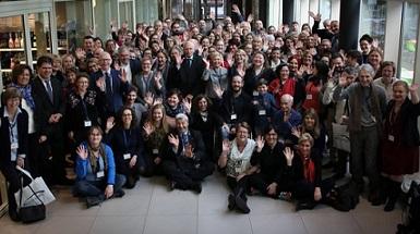 Alle deelnemers aan PARE 2018 Brussel.