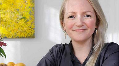 Margriet Crezee van All of Me, een platform voor chronisch zieke jongeren