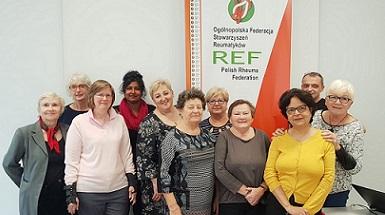 Werkbezoek ReumaZorg Nederland aan REF in Polen