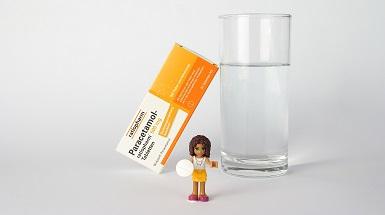 gebruik paracetamol is veilig
