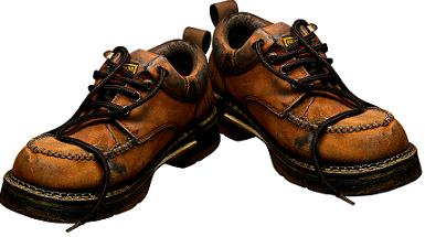 Aangepaste schoenen bij reuma
