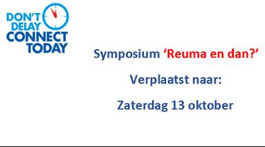 Symposium 13 oktober