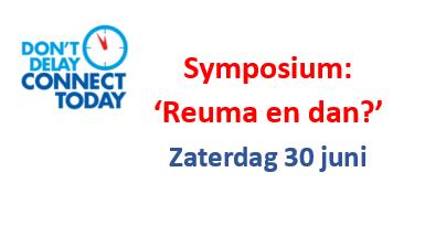 Uitnodiging Symposiu 30 juni 2018