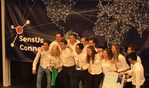 TU Eindhoven grote winnaar SensUs 2019