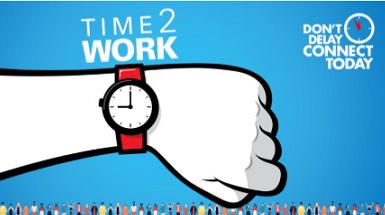 Wereldreumadag in teken Time2Work