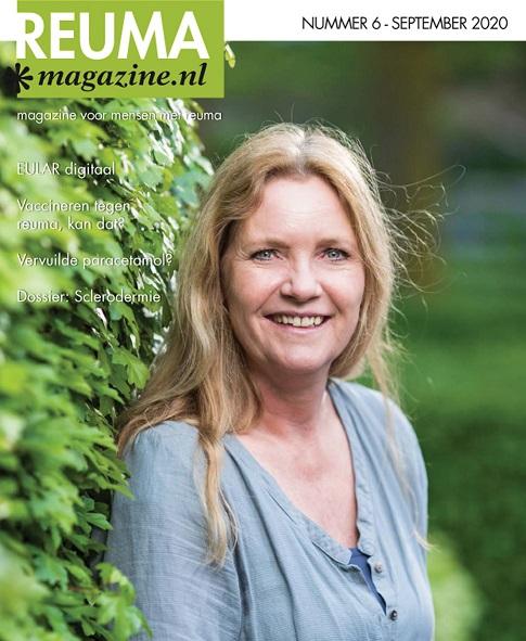 Lees meer over de verhalen van bijzondere sprekers tijdens het EULAR congres 2020 in de september editie van Reuma Magazine